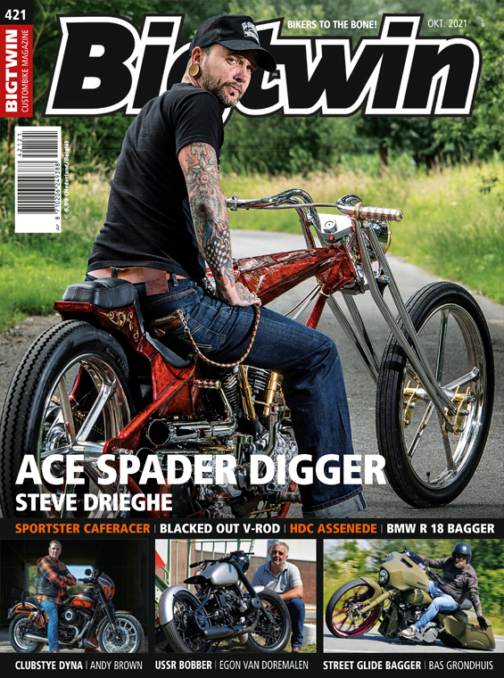 Cover BT 421